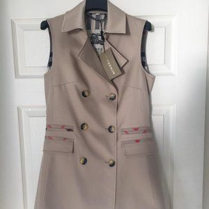 NEW BURBERRY LONDON WOMEN TRENCH COAT